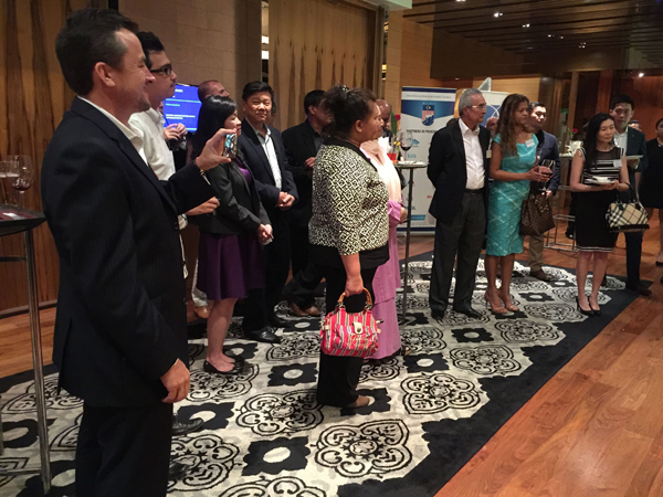 Networking Evening & Talk @ Hilton KL 023  6861